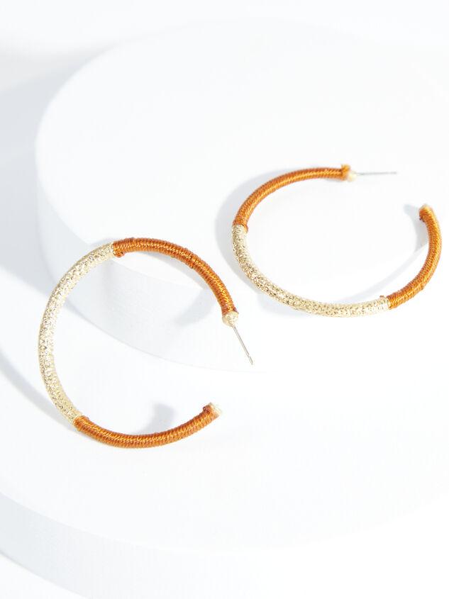 Cora Hoop Earrings - ARULA