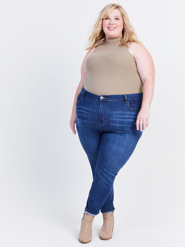 Kaiser Curvy Jeans Detail 6 - ARULA formerly A'Beautiful Soul