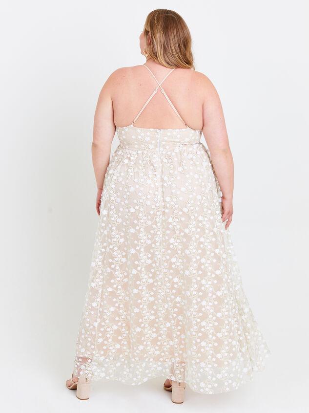 Caledonia Dress Detail 3 - ARULA