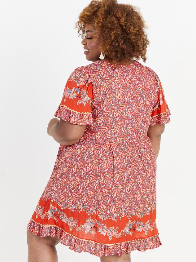 Sunray Dress Detail 3 - ARULA formerly A'Beautiful Soul