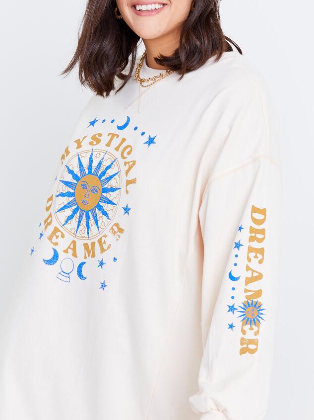 Mystical Dreamer Dress Detail 4 - ARULA