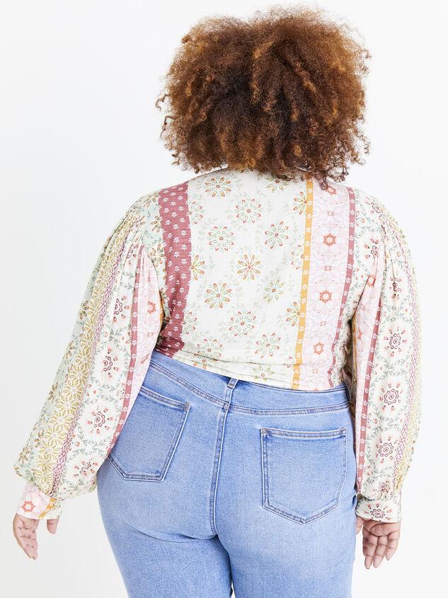 Meadow Kimono Detail 3 - ARULA formerly A'Beautiful Soul