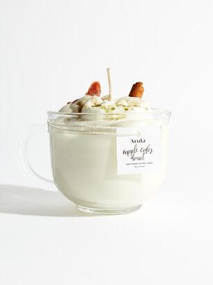 Apple Cider Donut Candle - ARULA