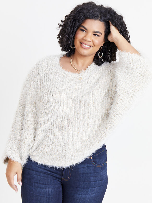 Zoya Sweater Detail 1 - ARULA formerly A'Beautiful Soul