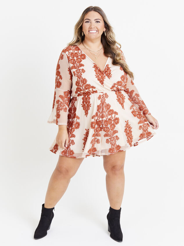 Bebe Embroidered Romper Detail 5 - ARULA formerly A'Beautiful Soul