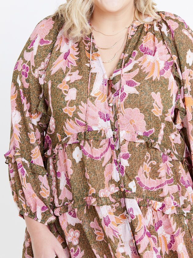 Clara Dress Detail 4 - ARULA formerly A'Beautiful Soul