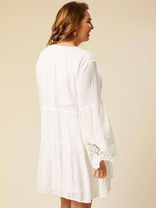 Helena Dress Detail 2 - ARULA formerly A'Beautiful Soul