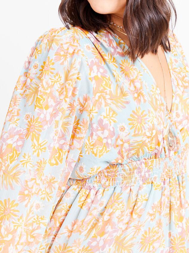 Jolene Maxi Dress Detail 4 - ARULA formerly A'Beautiful Soul