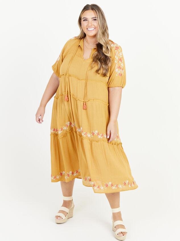 Marietta Dress Detail 1 - ARULA formerly A'Beautiful Soul