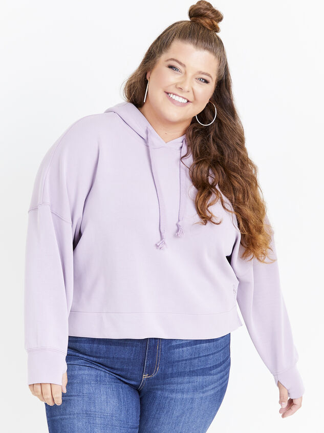 Empower Sweatshirt Detail 4 - ARULA formerly A'Beautiful Soul