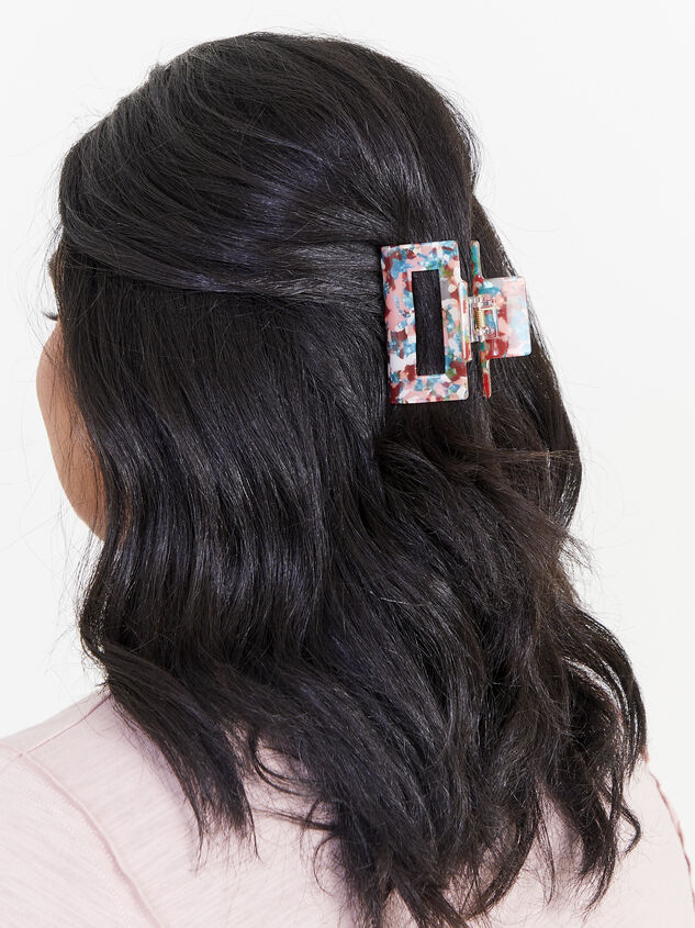 Tillie Claw Clip Detail 2 - ARULA formerly A'Beautiful Soul