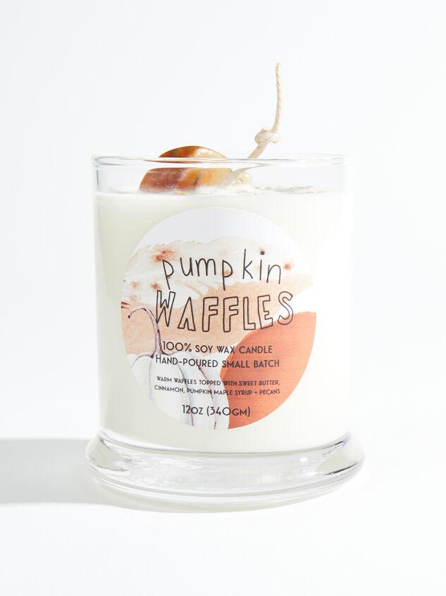 Pumpkin Waffles Candle - ARULA