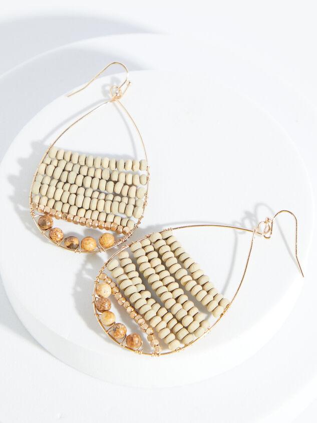 Raelynn Earrings Detail 1 - ARULA formerly A'Beautiful Soul