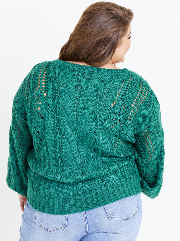 Jane Sweater Detail 3 - ARULA formerly A'Beautiful Soul