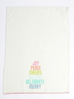 Christmas Tea Towel - ARULA
