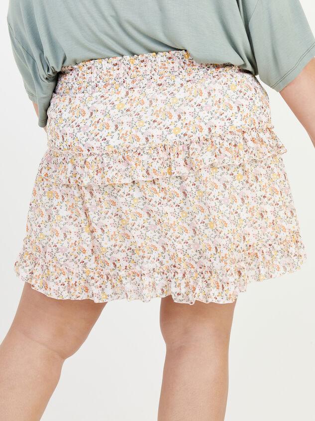Nina Skirt Detail 4 - ARULA formerly A'Beautiful Soul