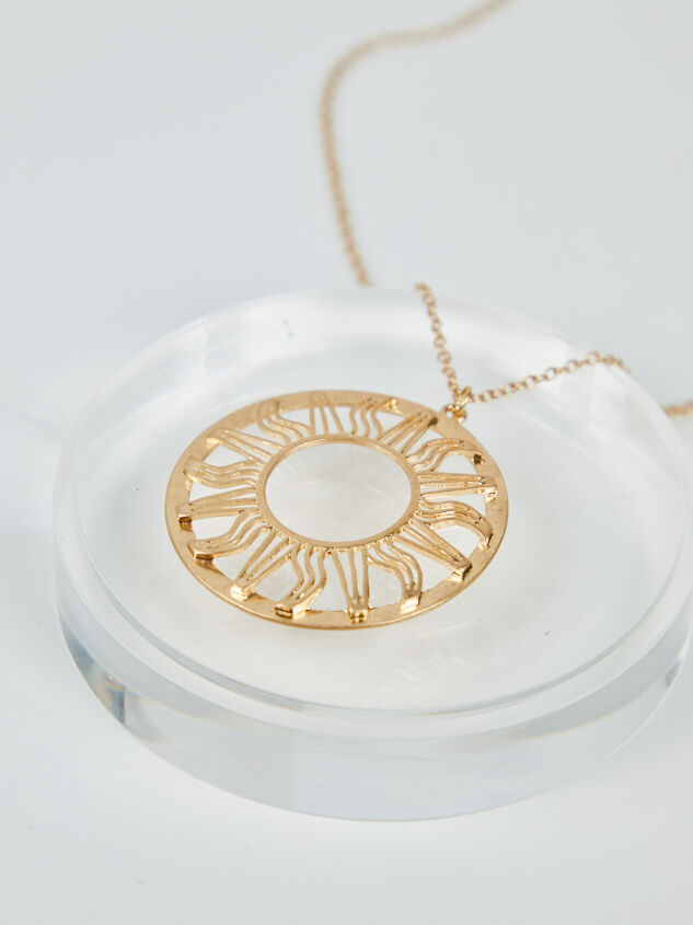 Sunny Skies Necklace - ARULA formerly A'Beautiful Soul