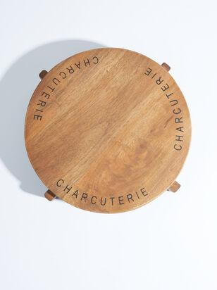 Mango Wood Charcuterie Board - ARULA
