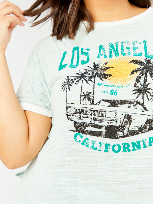 Los Angeles Tee Detail 4 - ARULA formerly A'Beautiful Soul