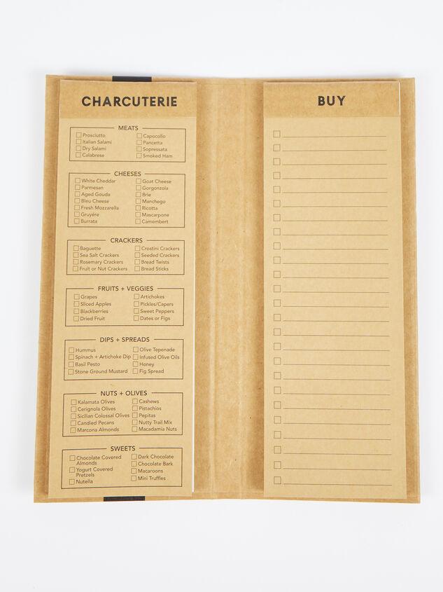 Charcuterie List Pad Detail 1 - ARULA formerly A'Beautiful Soul
