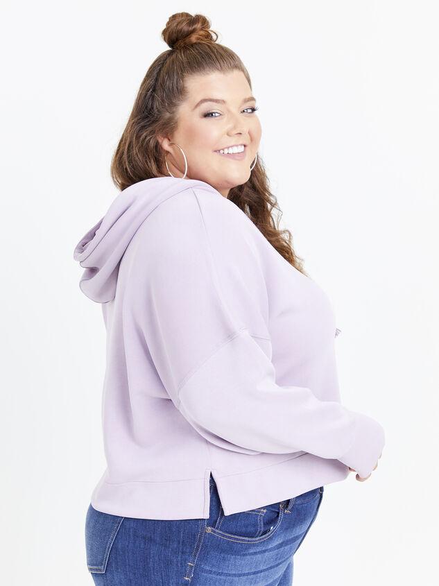 Empower Sweatshirt Detail 2 - ARULA formerly A'Beautiful Soul