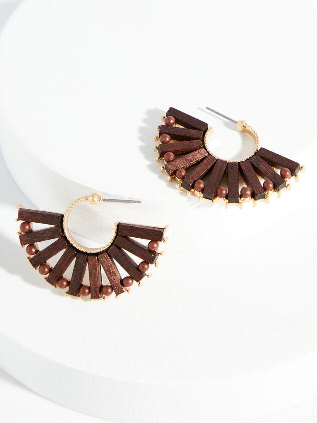 Brynlee Hoop Earrings - ARULA