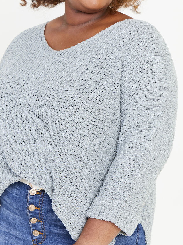Easy To Love Sweater Detail 4 - ARULA formerly A'Beautiful Soul