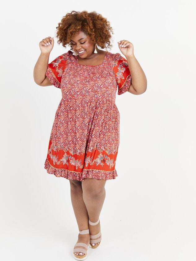 Sunray Dress Detail 5 - ARULA formerly A'Beautiful Soul