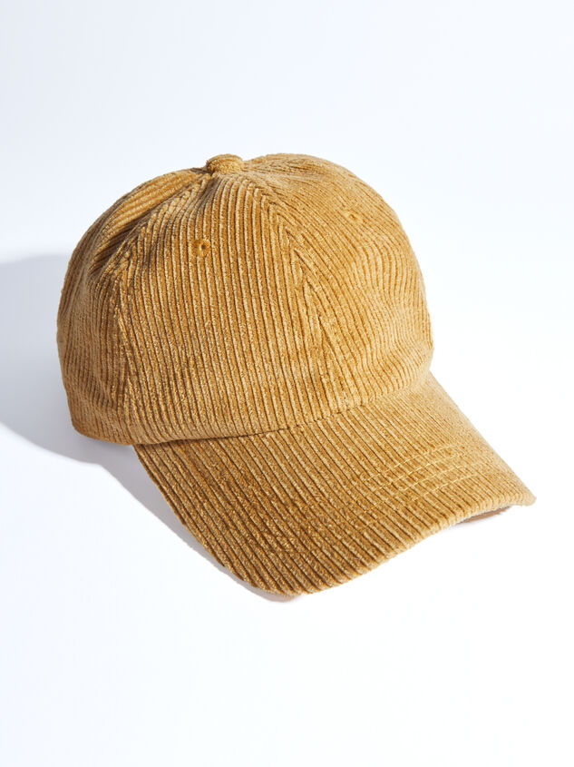 Journee Baseball Hat - ARULA