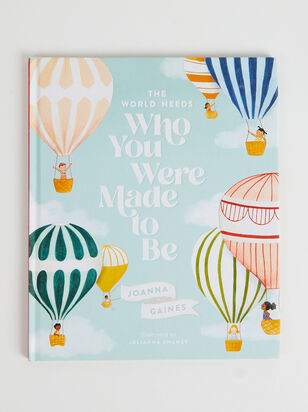 The World Needs Who You Were Made to Be Book - ARULA