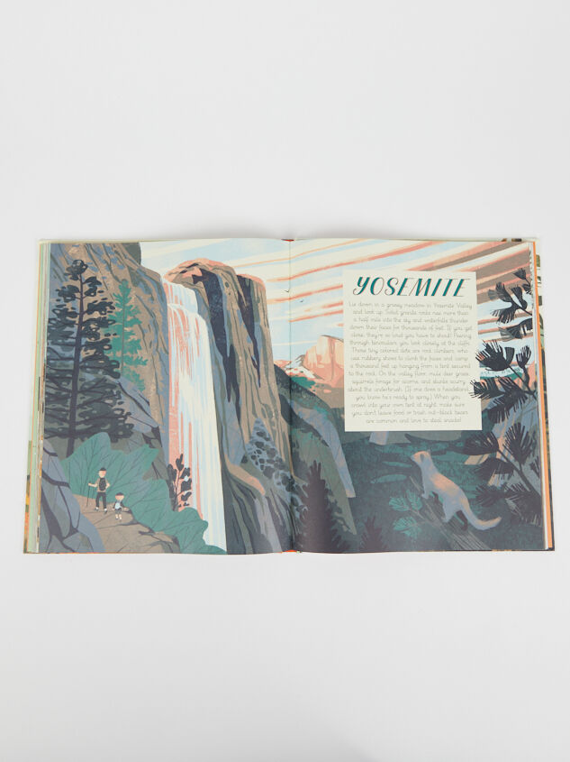 National Parks Book Detail 3 - ARULA formerly A'Beautiful Soul