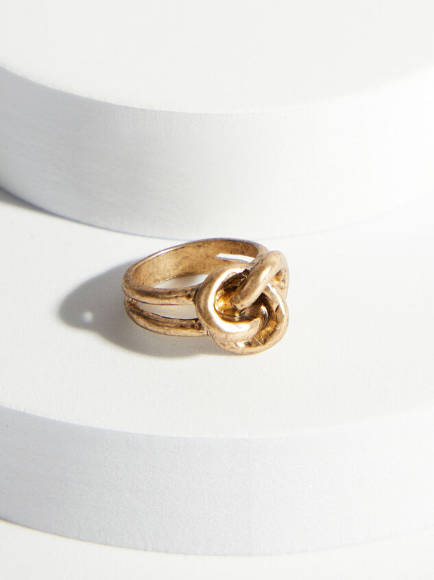 Antique Knot Ring - ARULA