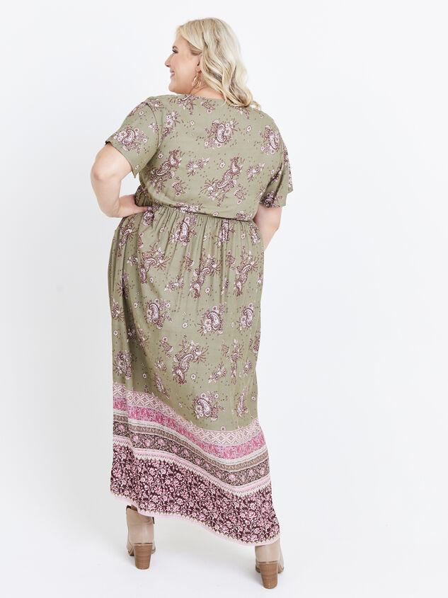 Tish Maxi Dress Detail 3 - ARULA formerly A'Beautiful Soul