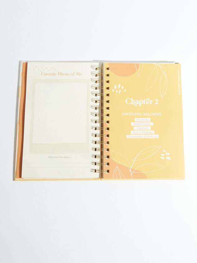 Be Kind to Yourself Journal Detail 3 - ARULA