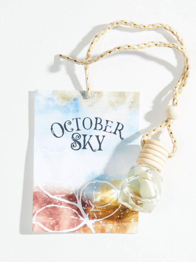 October Sky Car Diffuser - ARULA