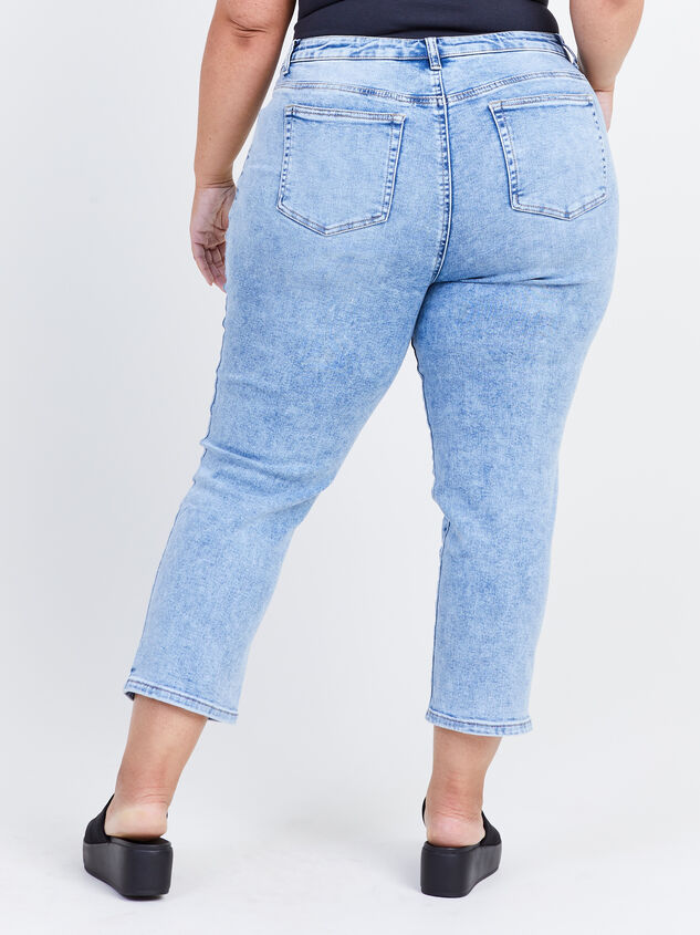 Eddie Straight Jeans Detail 4 - ARULA formerly A'Beautiful Soul