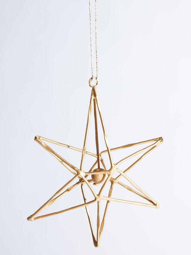Adhara Christmas Ornament Detail 2 - ARULA