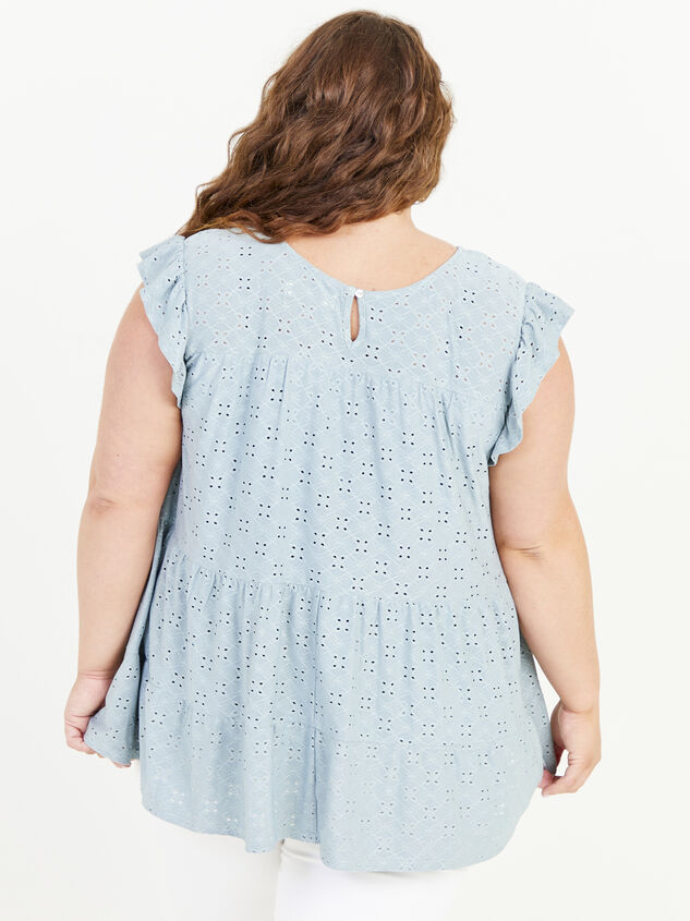 Candice Top Detail 3 - ARULA formerly A'Beautiful Soul