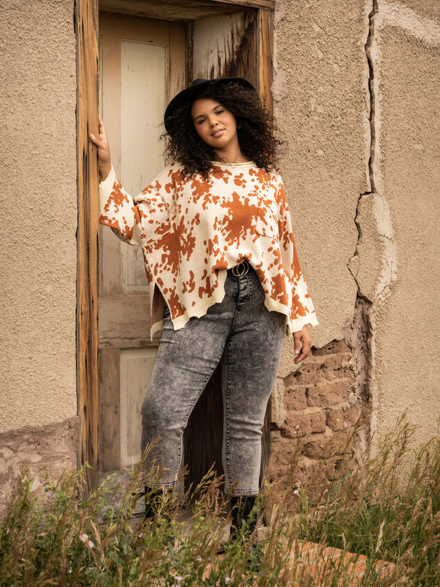 Maya Sweater Detail 6 - ARULA formerly A'Beautiful Soul