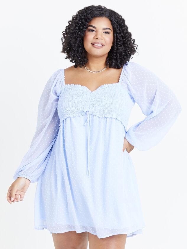 Milana Clipdot Dress - ARULA