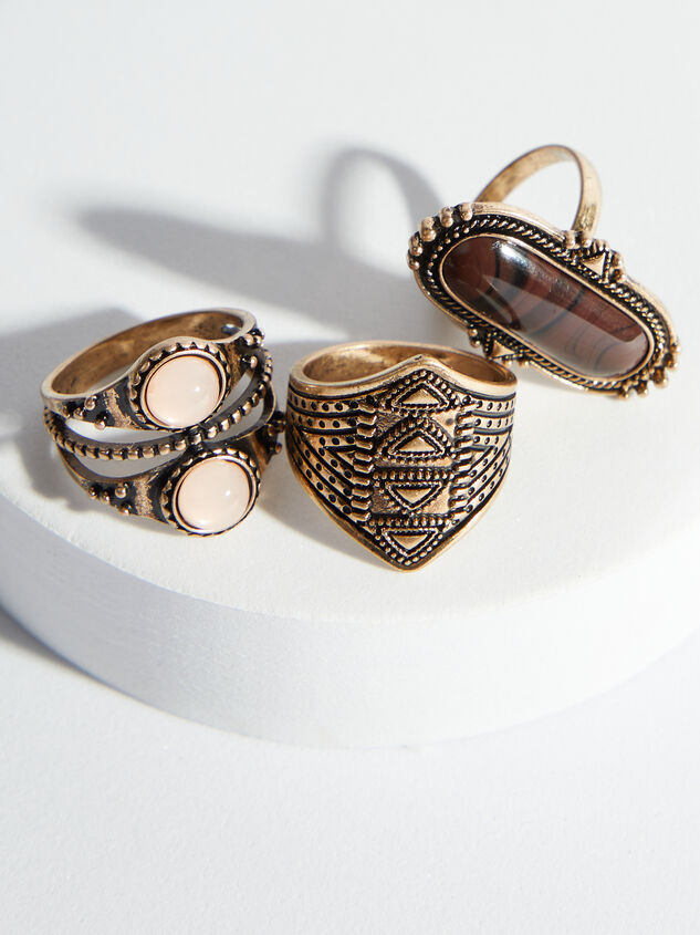 Alen Ring Set - ARULA