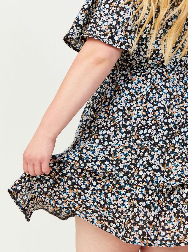 Tallulah Dress - Black Detail 4 - ARULA formerly A'Beautiful Soul