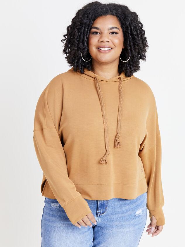 Empower Sweatshirt Detail 1 - ARULA formerly A'Beautiful Soul
