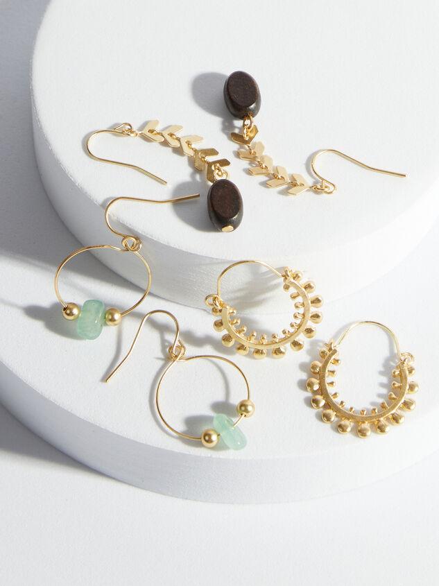 Fatima Earring Set - ARULA