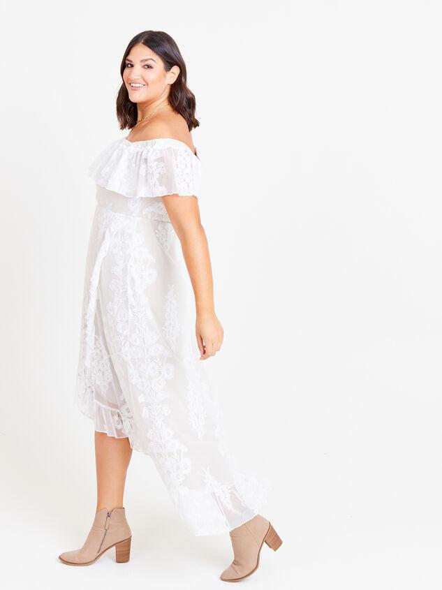 Amberlyn Maxi Dress Detail 2 - ARULA formerly A'Beautiful Soul