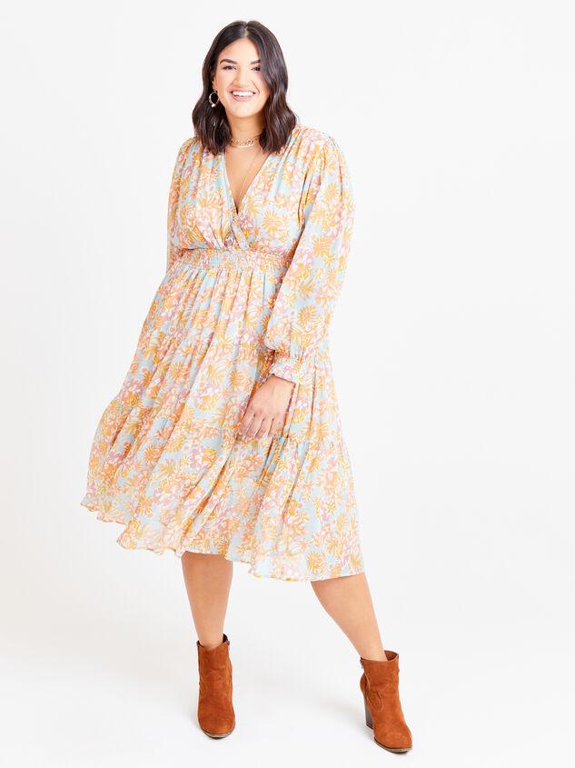 Jolene Maxi Dress Detail 1 - ARULA formerly A'Beautiful Soul