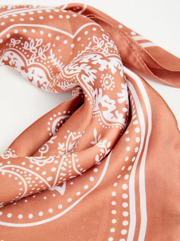 Copper Bandana Detail 3 - ARULA formerly A'Beautiful Soul