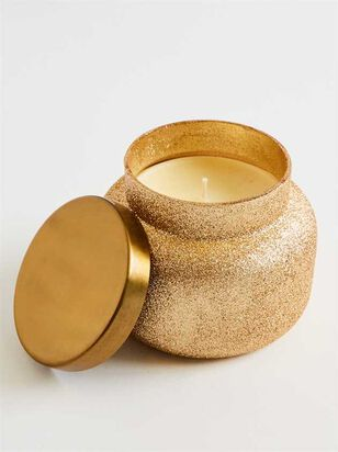 Volcano Gold Glam Candle - 19 oz - ARULA
