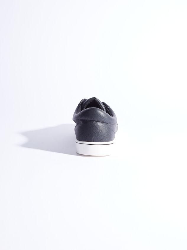 Rery Wide Width Sneakers - Black Detail 3 - ARULA