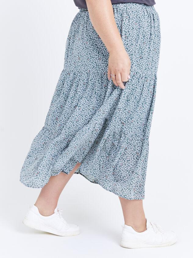 Remi Midi Skirt Detail 3 - ARULA formerly A'Beautiful Soul
